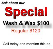 Mobile Clean Specials